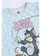 Penti Mint Teen Blue Tom&Jerry 2Li Pijama Takımı Renkli